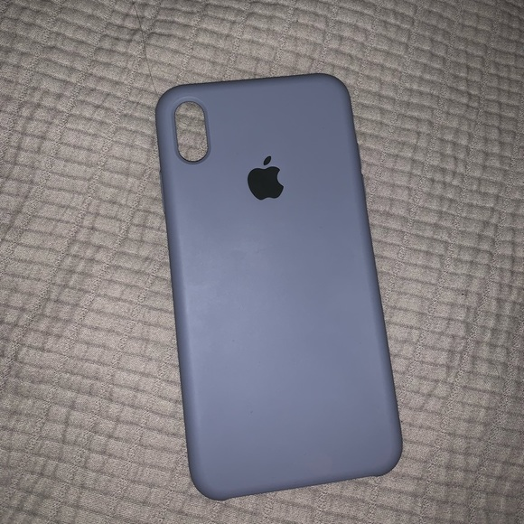 look for ff021 c4f58 iPhone XS Max Silicone Case
